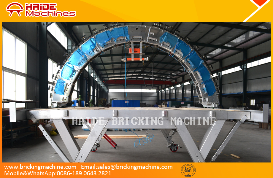 brick lining machine cement industry Poland